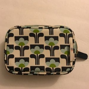 Orla Kiely for Target small cosmetic bag
